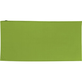 Sea to Summit Silk/Cotton Travel Liner Standard Rectangular green